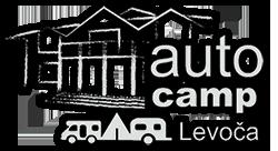 Autocamp Levoča logo